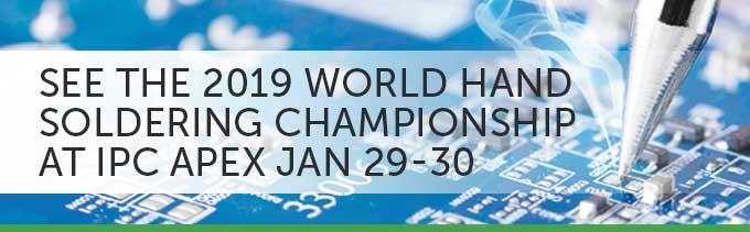 world soldering championship