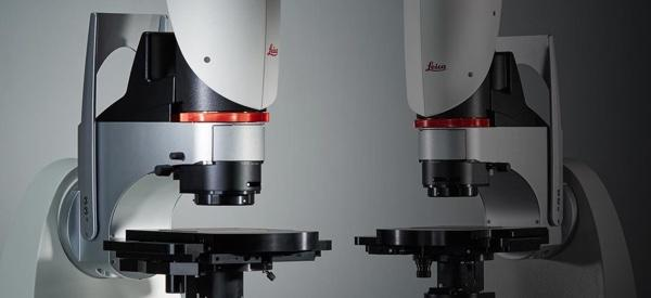 Mirrored microscopes