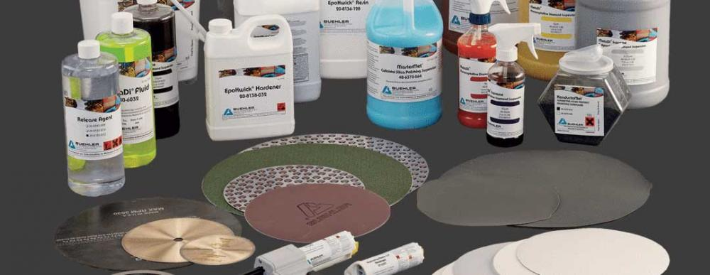 EM Sample Preparation Supplies