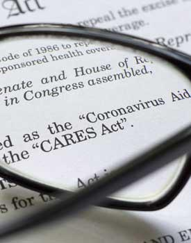 Cares Act Money for Colleges and Universities