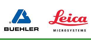 leica buehler logos