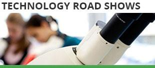 technology road show banner