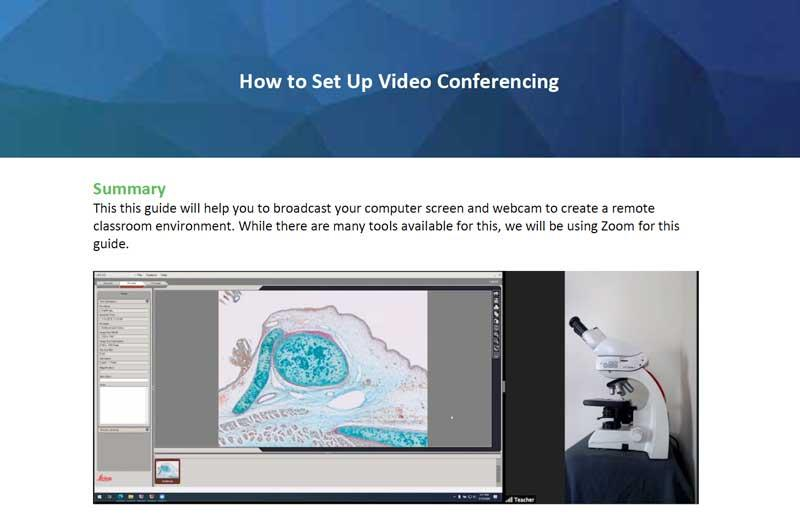 Video Conferencing with Zoom PDF