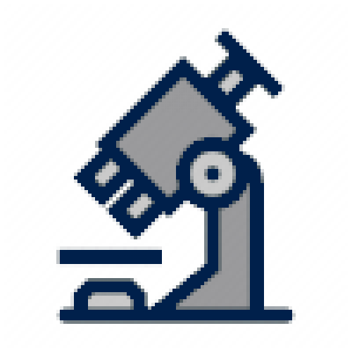 Optical Image analysis icon